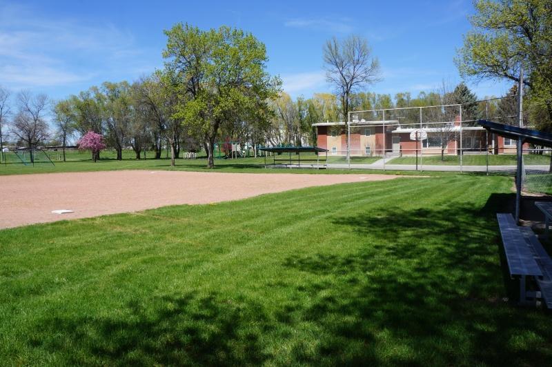 Baseball & Soccer field